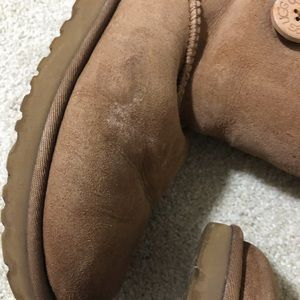 UGG Shoes - UGG BAILEY BUTTON TRIPLET BOOT
